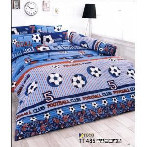 toto ชุดเครื่องนอน toto ลายลูกฟุตบอล สวยน่านอนที่สุด TT485