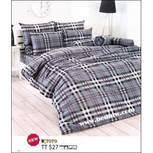 ชุดผ้าปูที่นอน toto ลายสก๊อต TT527