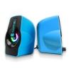 ลำโพง 2.0 nubwo(falsetto) ns120b blue