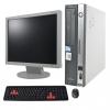 คอมมือสองครบชุดพร้อมใช้งาน Fujitsu Core2@2.9 RamDDR3 2G HD160 จอ17นิ้ว