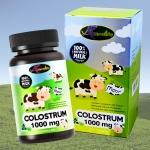 Auswelllife Colostrum 1000mg. ศูนย์จำหน่ายราคาส่ง นมสูงชนิดเม็ด ส่งฟรี