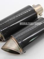 ปลายท่อทรงกลมเครฟล่าแท้ ความยาว190mm 160mm ราคา2500 ใส่คอ2นิ้ว