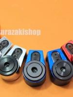 ตัวปิดหูโช็คบน Yamaha AEROX X-MAX N-MAX Honda PCX FORZA300 ราคา350