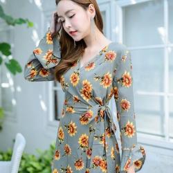 JS0022 เสื้อผ้าแฟชั่น เสื้อผ้าเกาหลี เสื้อผ้าแฟชั่นเกาหลี ชุดจั๊มสูท จั๊มสูทขาสั้น จั๊มสูทกางเกง ชุดออกงาน ชุดทำงาน