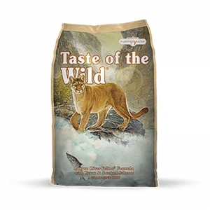 Taste of the Wild Canyon River Feline® Formula with Trout & Smoked Salmon 6.8KG.