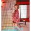Pre-Order เสื้อคลุมแขนกว้าง พิมพ์ลายสไตล์ญี่ปุ่น มี2สี thumbnail 8