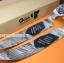 ชุดแผ่นรองพื้นสีเงิน G craft ALL NEW PCX 150 2018 ราคา3200 thumbnail 1