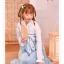 Pre-Order กระโปรงมิดิชายระบายแต่งผ้าโปรง แต่งสายคาดสไตล์จีนโบราณ thumbnail 10