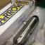 Arrow Slip on Aluminium-Black (heat guard) YAMAHA X-MAX 300 19500 thumbnail 4