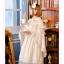 Pre-Order ผ้าคลุมไหล่แต่งระบาย ผูกโบว์ สไตล์วินเทจ thumbnail 9