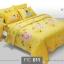 ชุดเครื่องนอน ผ้าปูที่นอนลายตัวการ์ตูนดิสนีย์ FTC011