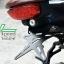 ท้ายสั้นแม่เหล็กแรงสูงพับได้ รุ่น Honda CB 150R EXMOTION ใช่แม่เหล็กแรงสูง Neodium -มาพร้อมหูยึดไฟเลี้ยว ราคา1050 thumbnail 2