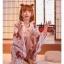Pre-Order เสื้อคลุมแขนกว้าง พิมพ์ลายสไตล์ญี่ปุ่น มี2สี thumbnail 13