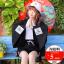Pre-Order เสื้อคลุมแขนกว้างสไตล์ญี่ปุ่น พิมพ์ตัวอักษรและลายราเม็ง thumbnail 1