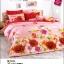 ผ้าปูที่นอน ลายผ้าปูที่นอน ลายดอกไม้ TT426