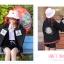 Pre-Order เสื้อคลุมแขนกว้างสไตล์ญี่ปุ่น พิมพ์ตัวอักษรและลายราเม็ง thumbnail 11