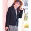 Pre-Order เสื้อนอกสไตล์ชุดนักเรียนสีกรมท่า ปักลายสัญลักษณ์ thumbnail 15
