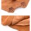 Pre-Order ผ้าคลุมฮู้ดมีหูขนสัตว์ตัวสั้น สีน้ำตาล thumbnail 19