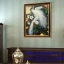 นกยูงคู่ ครอสติสคริสตัล Diamond painting ภาพติดเพชร DIY thumbnail 2
