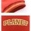 Pre-Order สเวตเตอร์ฮู้ดคู่รัก พิมพ์ลาย PLANET / THE SUN สีแดง thumbnail 22