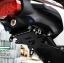 ท้ายสั้นแม่เหล็กแรงสูงพับได้ รุ่น Honda CB 150R EXMOTION ใช่แม่เหล็กแรงสูง Neodium -มาพร้อมหูยึดไฟเลี้ยว ราคา1050 thumbnail 3