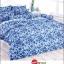 ชุดเครื่องนอน ผ้าปูที่นอนลายดอกไม้ toto548