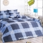 ผ้าปูที่นอน ลายสก๊อต TT463