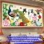 แจกันดอกไม้ ภาพติดเพชร ครอสติชคริสตรัล โมเสก Diamond painting thumbnail 14