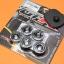 บู๊ชรองน็อตจานดิสเบรคหน้า GTR CB-150R ราคา350 thumbnail 5