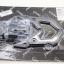 การ์ดบังโคลนหน้า GENMA พร้อมไฟตาแมว CB 150R EXMOTION ราคา850 thumbnail 2