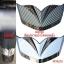 ติดบังโคลนหลัง Yamaha Aerox สีเงา เครฟล่า ราคา290 thumbnail 1