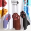 Pre-Order เสื้อแขนสั้นทรงปีกค้างคาว ชายโค้ง พิมพ์ลายอุ้งแมวหลากสี thumbnail 9