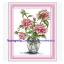 แจกันดอกไม้ ชุดปักครอสติช พิมพ์ลาย งานฝีมือ thumbnail 1