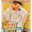 Pre-Order เสื้อคลุมฮู้ดไหมพรม ทรงปีกค้างคาว ปักลายน้องหมาCorgi thumbnail 11