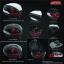 กล่องท้ายเบาะอเนกประสงค์ + ไฟ LED #XL-JP888 (35L) thumbnail 1