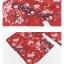Pre-Order เสื้อคลุมแขนกว้าง พิมพ์ลายสไตล์ญี่ปุ่น มี2สี thumbnail 19