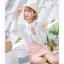 Pre-Order กระโปรงทรงเอสีชมพู ปักลายดอกไม้ ร้อยริบบิ้น thumbnail 10