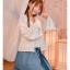 Pre-Order เสื้อคลุมกระดุมจีน ผ้าฝ้ายผสมลินิน thumbnail 12