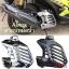 ครอบหม้อน้ำ Yamaha Aerox สีเงา เครฟล่า ราคา450 thumbnail 1