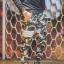 กางเกง Jogger ขาจั๊ม พรีเมี่ยม ผ้า วอร์ม รหัส WT 679 WW สีทหาร แถบ ขาว thumbnail 4
