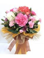 ช่อดอกไม้ Sweet Heart Bouquet รหัส 4718