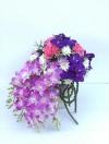 แจกันดอกไม้ Valensia รหัส 3076
