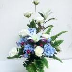 แจกันดอกไม้ประดิษฐ์กลางฟ้า รหัส 3089