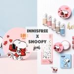 Innisfree X Snoopy 2018