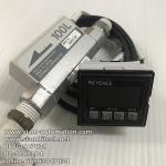 Pressure Sensor ยี่ห้อ Keyence รุ่น AP-C40 / FD-A100 (มือสอง)