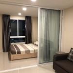 ให้เช่า JW Condo@Donmuang 28 ตรม.ชั้น 7 อาคาร E ห้องใหม่