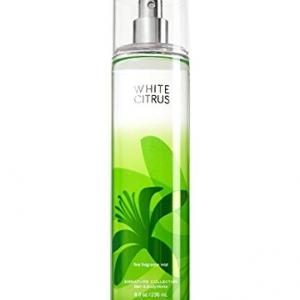 Bath&Body works fine fragrance mist White Citrus ขวดใหญ่ 8 oz (236 ml) หอมมากๆค่ะ