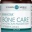 Vitamin World BONE CARE Calcium+Magnesium+D3+K 120 เม็ด ครบทุกตัวในการบำรุงกระดูก thumbnail 1