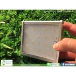 ไฟกำแพง โซลาร์เซลล์ รุ่น ไฮพรีเมียม 20 SMD LED เล็ก แสงเหลือง Warm White