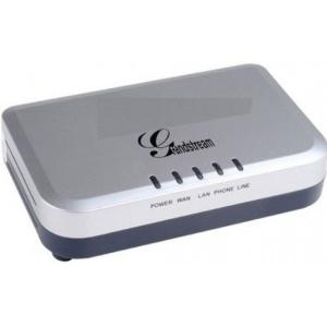 HT 503 IP Analog Telephone Adapter (ATA) 1 FXS, 1 FXO, 2 Port Lan, รองรับ T.38, 2 SIP Account